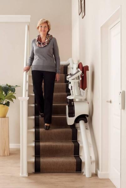 monte escalier erp
