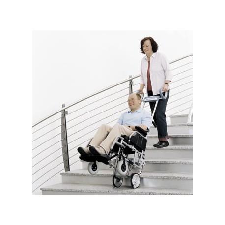 monte escalier exterieur fauteuil roulant