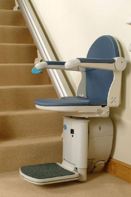 monte escalier facon