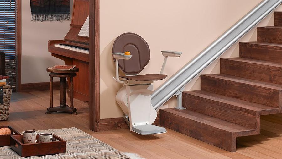 monte escalier gap