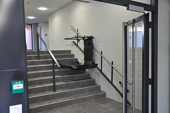 monte escalier geneve