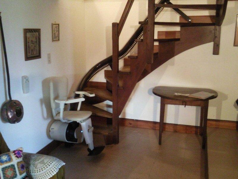 monte escalier gironde