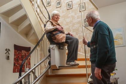 monte escalier guadeloupe