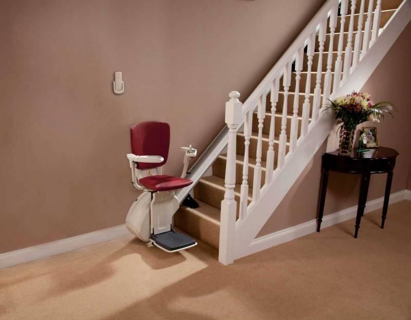 monte escalier ideal