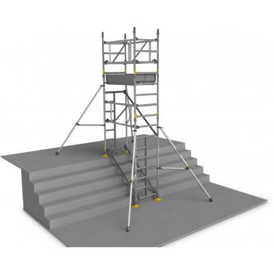 monte escalier kiloutou