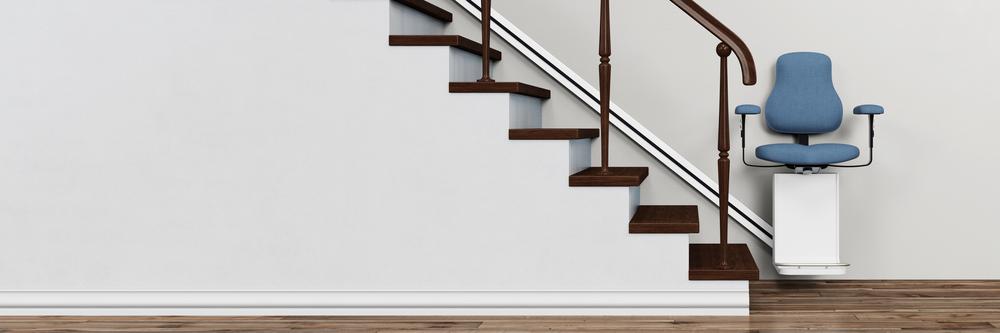 monte escalier kit