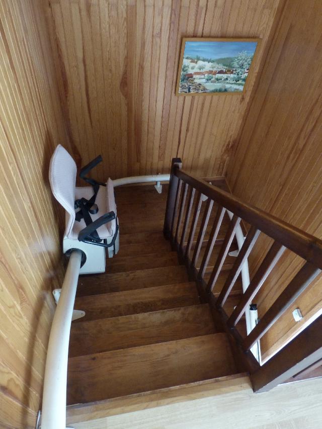 monte escalier la rochelle