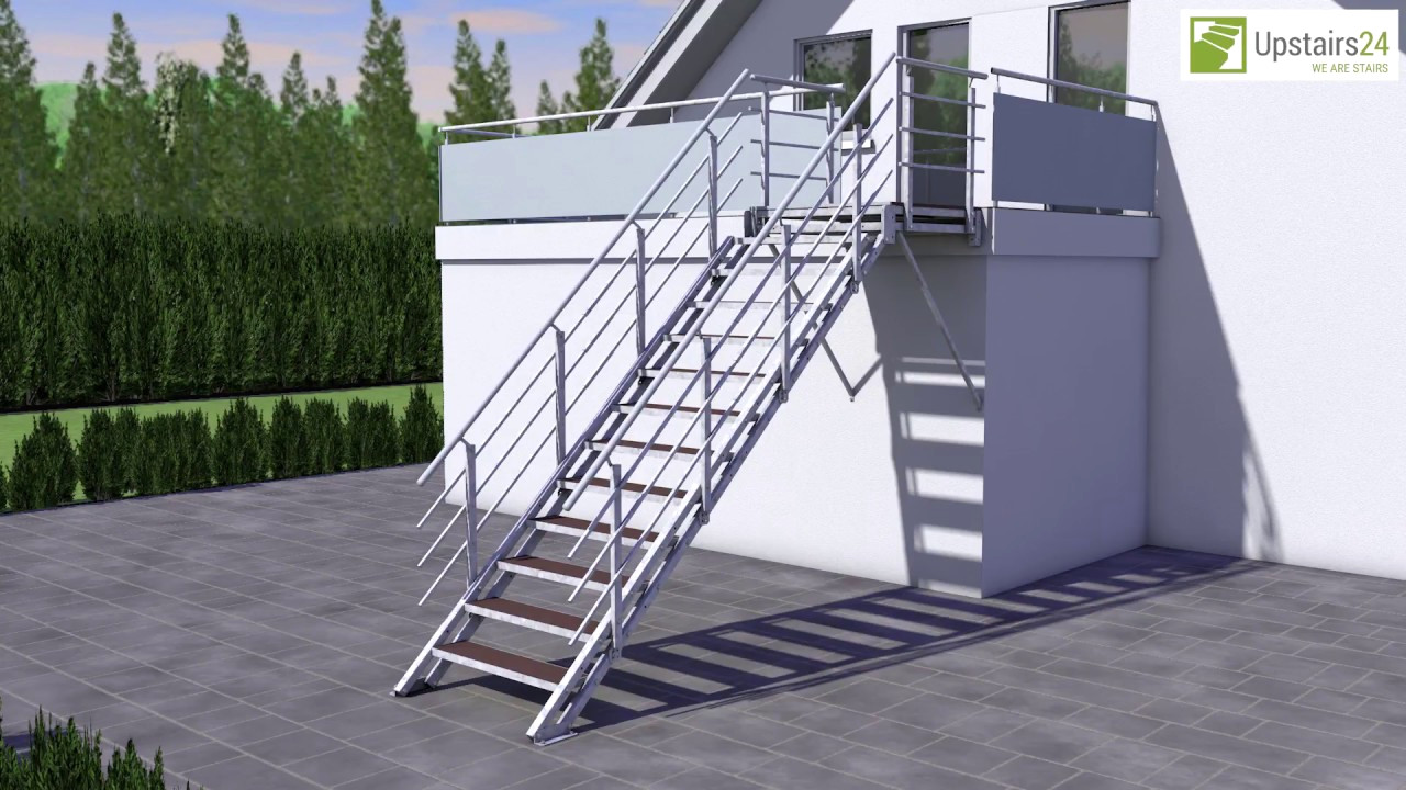 monte escalier le bon coin