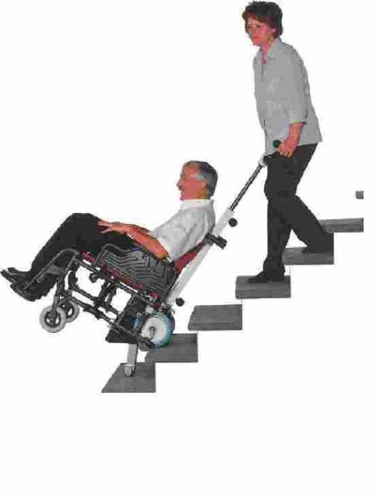 monte escalier lille