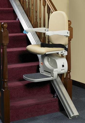 monte escalier majesty