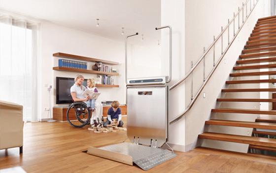 monte escalier maroc