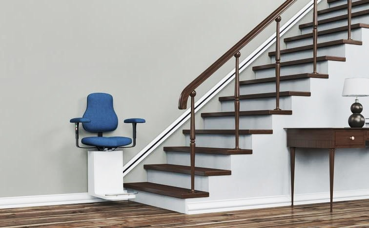 monte escalier mdph