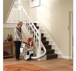 monte escalier metz