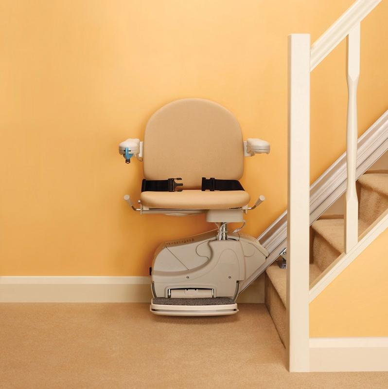 monte escalier minivator