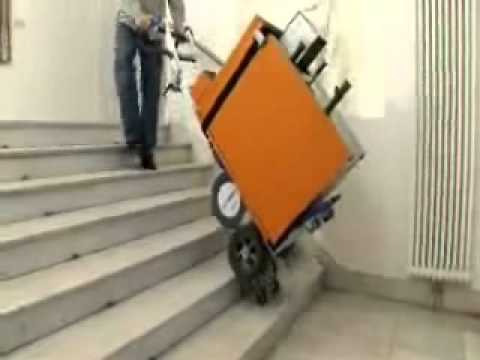 monte escalier motorise