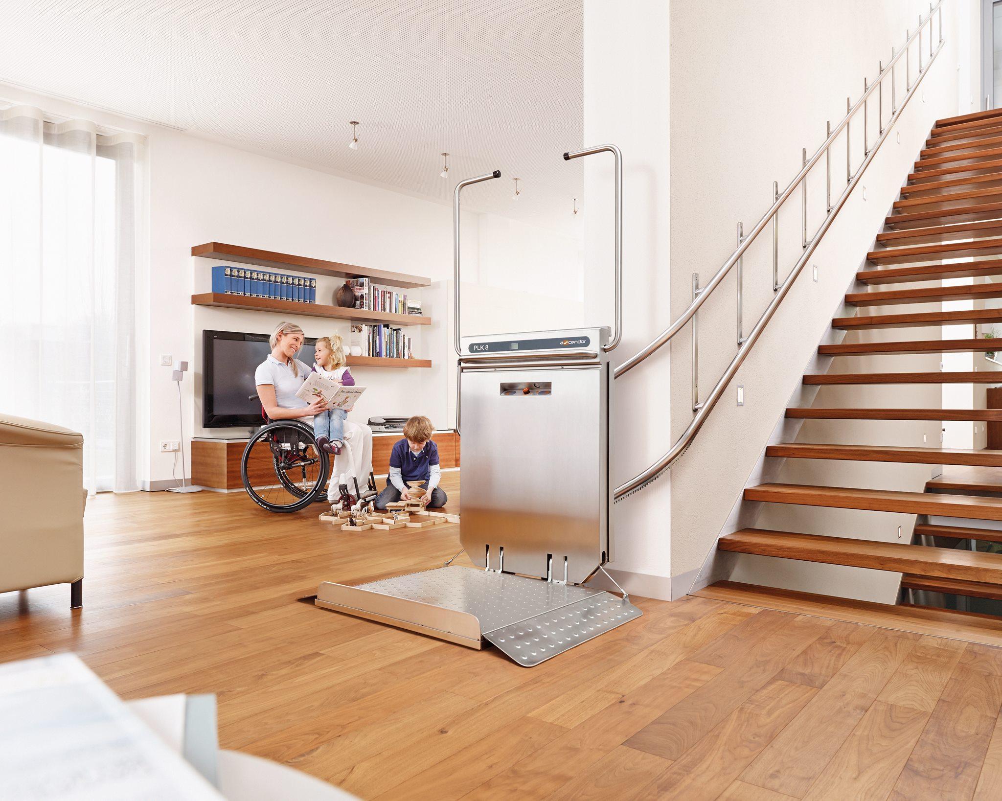 monte escalier mulhouse