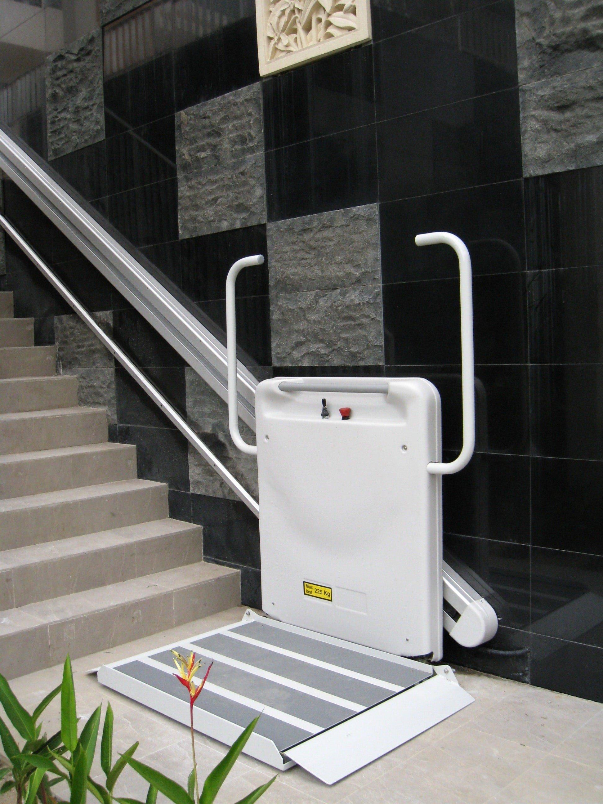 monte escalier occasion belgique
