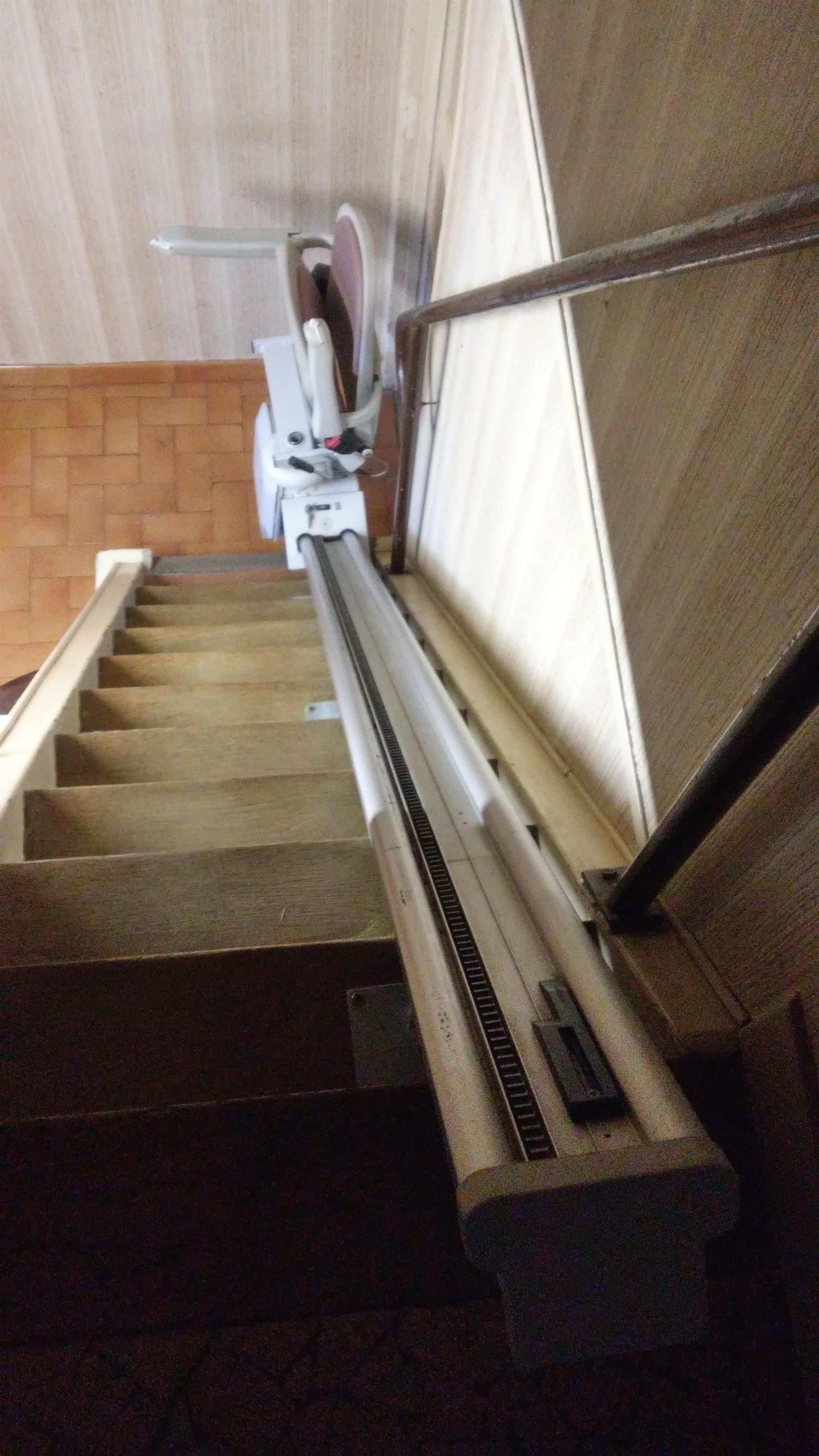 monte escalier occasion nantes