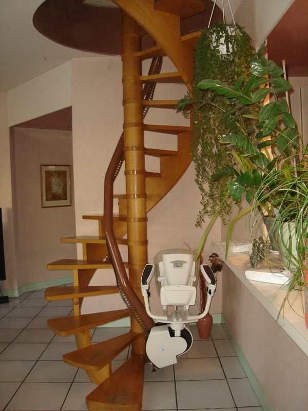 monte escalier occasion rhone alpes