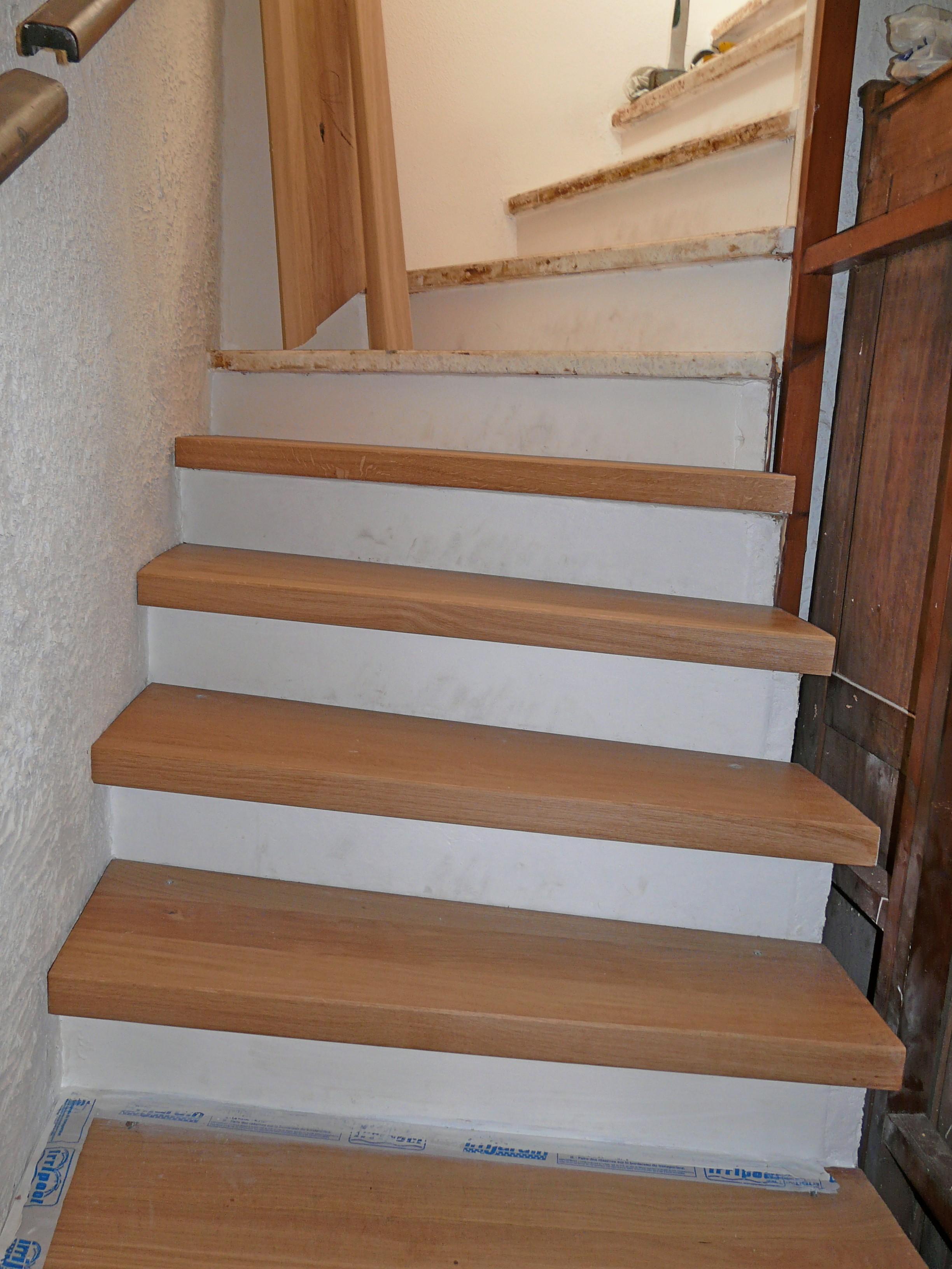 monte escalier orthographe