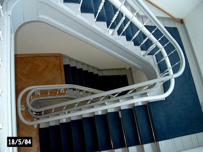 monte escalier ou ascenseur