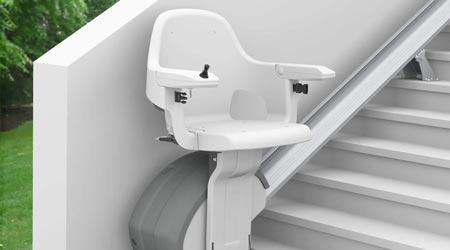 monte escalier portable