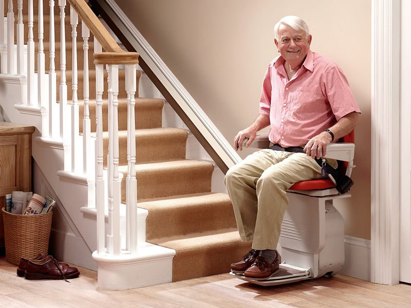 monte escalier pour fauteuil