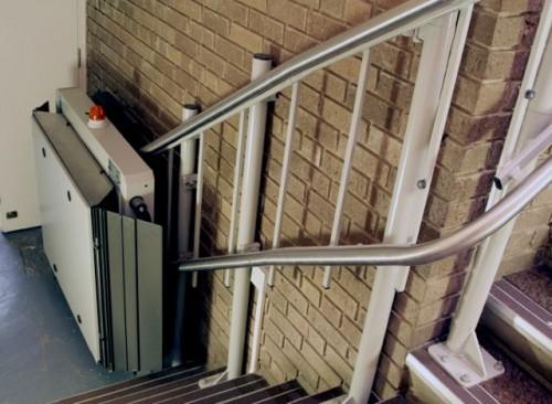 monte escalier quebec
