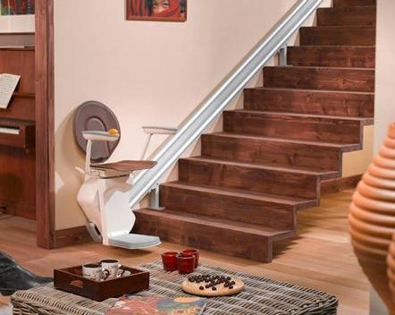 monte escalier reconditionne