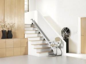 monte escalier reglementation