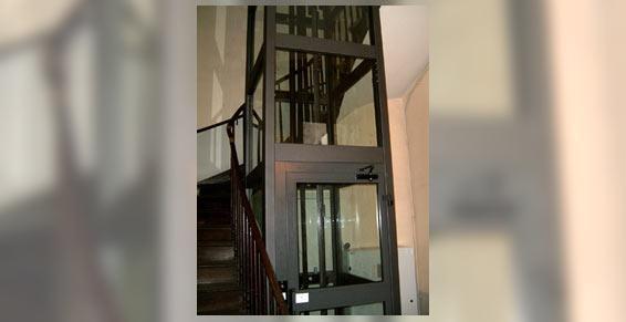 monte escalier rennes 35000
