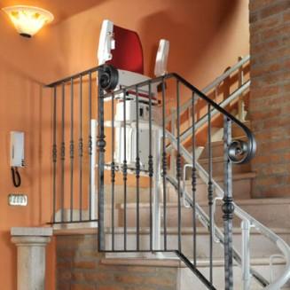 monte escalier rennes