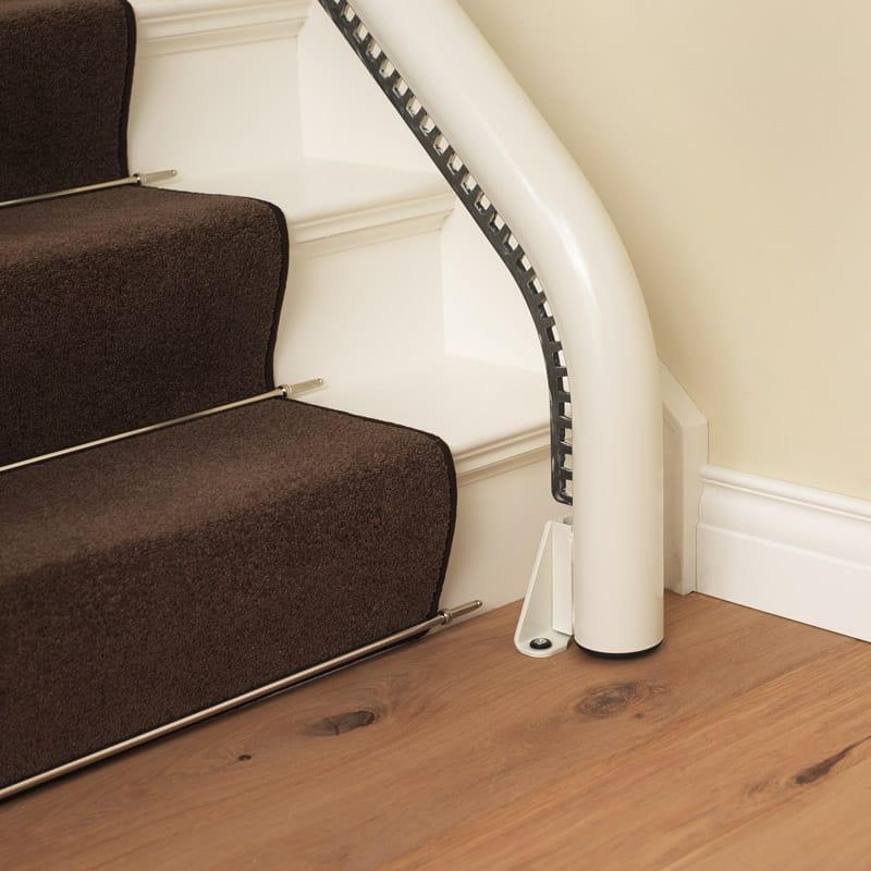monte escalier roanne