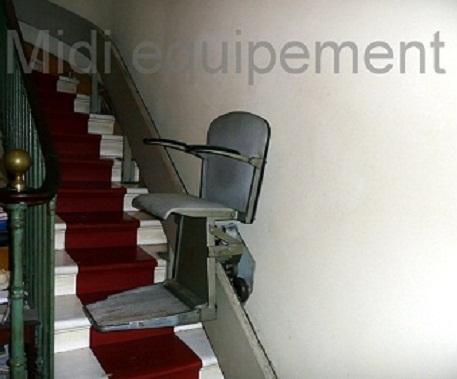 monte escalier rodez