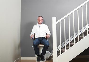 monte escalier sagess