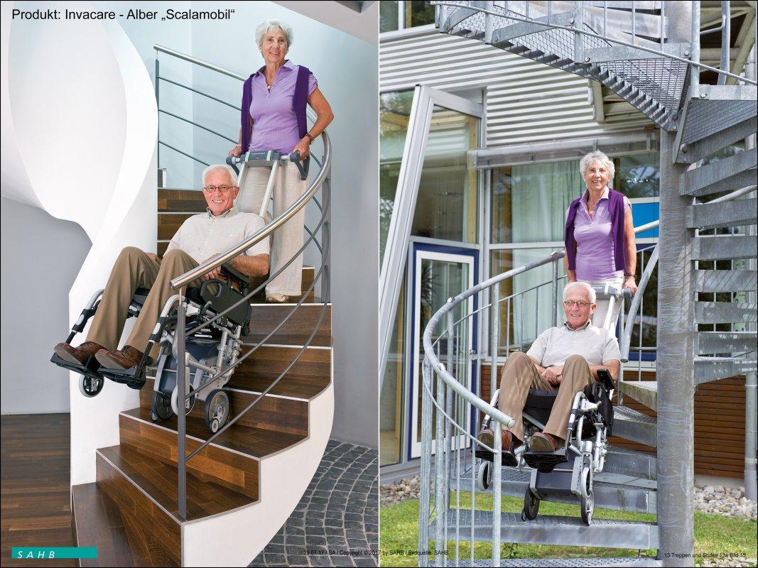 monte escalier scalamobil