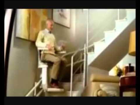 monte escalier stallah