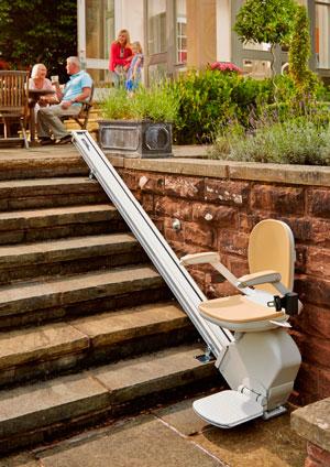 monte escalier superglide 120