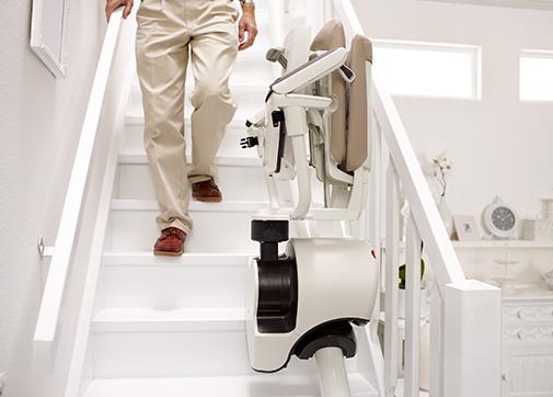 monte escalier thyssenkrupp avis