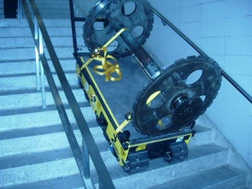 monte escalier track-o