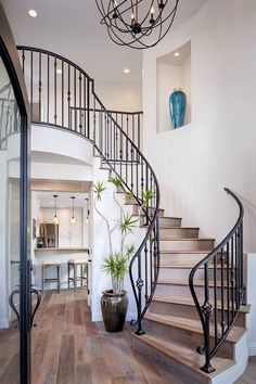 monte escalier up life