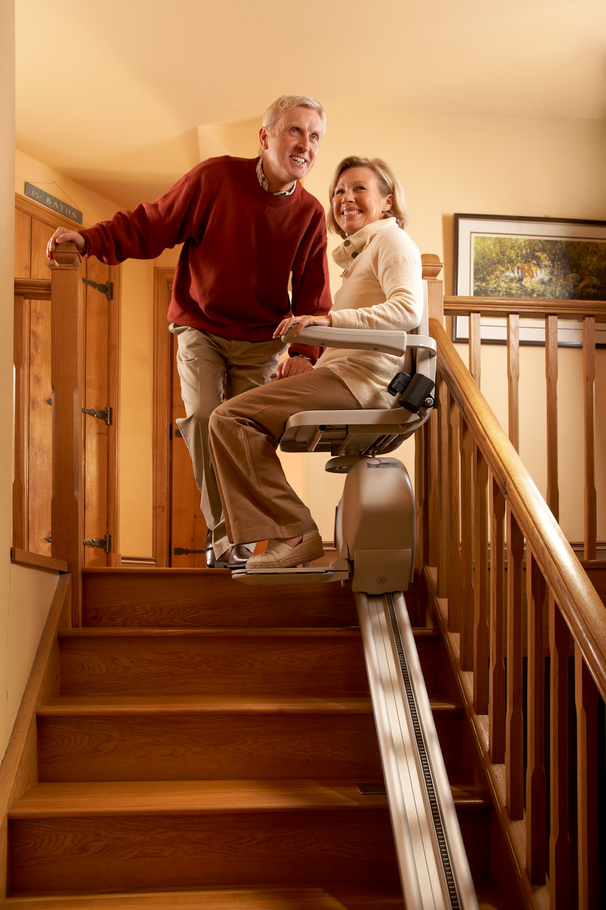 monte escalier ussel