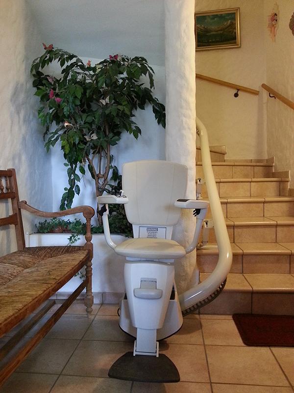 monte escalier valais