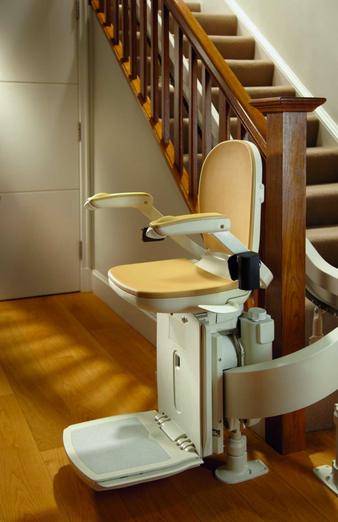monte escalier vital