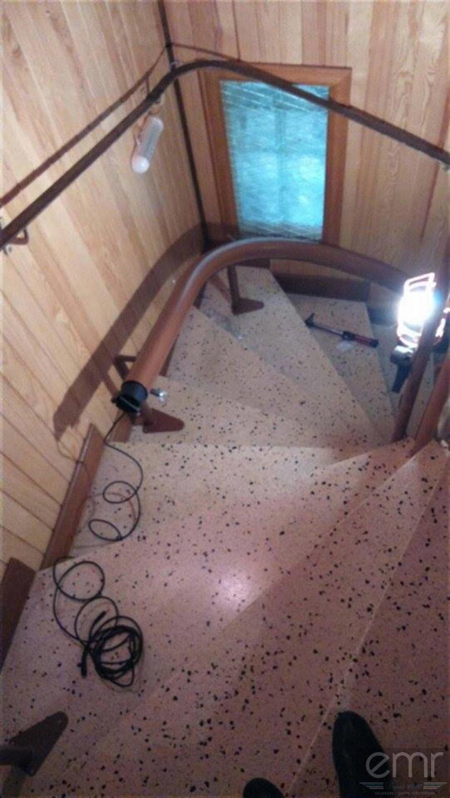 monte escaliers nice